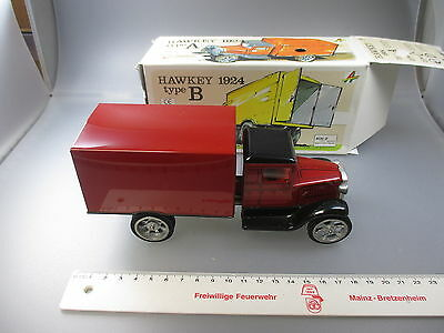 Kovap Retro: Blech-Modell Hawkey 1924 Tin Toy in OVP   (SSK59)