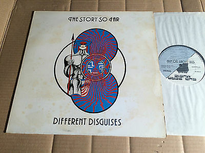 V/a - The Story So Far - Different Disguises - Lp - Sub Zero Music Szmlp 1