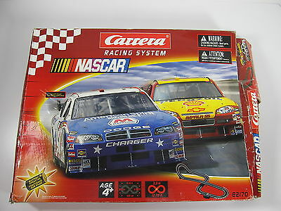 Carrera Nascar Racing Slot Car Set 1/43 #62170 NEW Kevin Harvick Kyle Petty