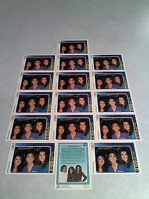 *****The McCarters (McCarter sisters)*****  Lot of 16 cards