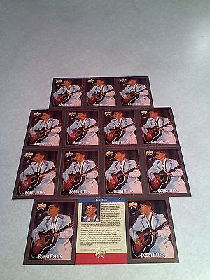 *****Bobby Helms*****  Lot of 14 cards