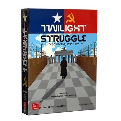 Twilight Struggle: Deluxe Edition 2016 GMT 0510-16