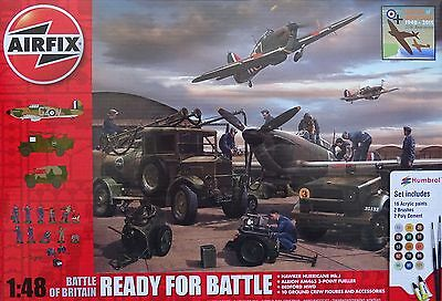 AIRFIX® A50172 Battle Of Britain Ready For Battle Set in 1:48