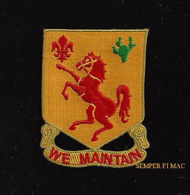 113Th Armored Cavalry Regiment Hat Patch Us Army Vet Gift Pin Up We Maintain