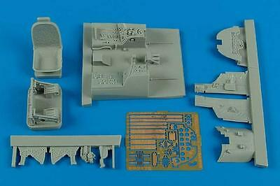 AIRES 2178 Cockpit Set for Zoukei-Mura Kit A-1H Skyraider in 1:32