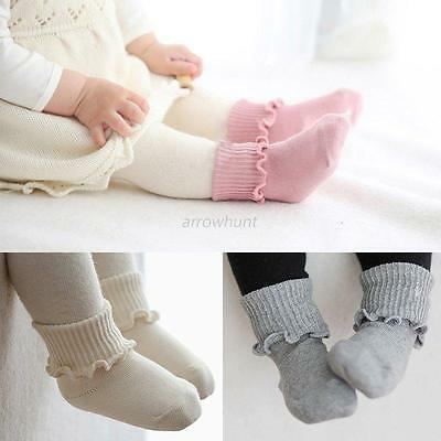 Toddler Baby Infant Girl Boy Non-slip Socks Kids Soft Warm Floor Stockings 0-4Y