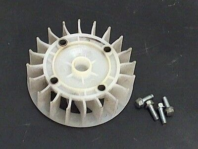 Tank Engine Motor Fan with hardware 2006 Urban 50 Chinese Scooter TK50 QT-5