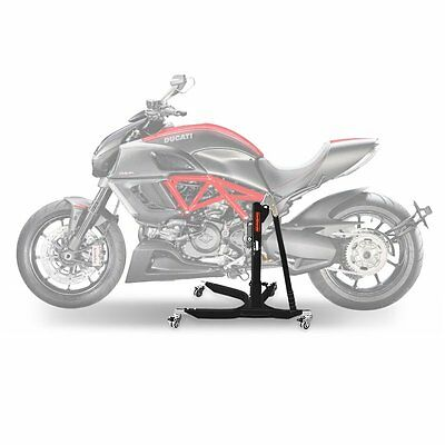 Motorrad Lift ConStands Power BM Ducati Diavel 11-16 Zentrallift