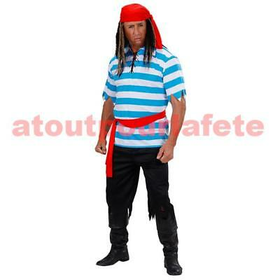 Déguisement de Pirate, Monsieur Mouche adulte