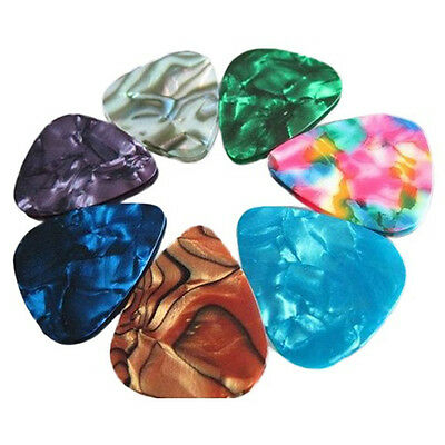 10 pcs Acoustic Electric Smooth Guitar Pick Picks Plectrum Hot Sale