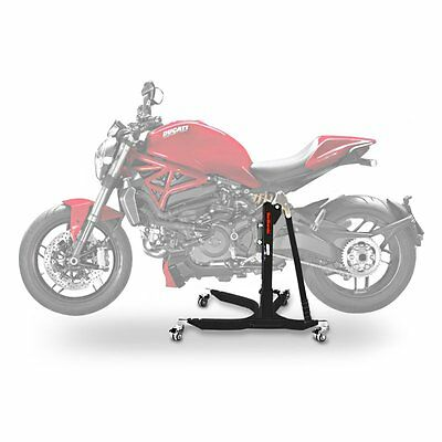 Motorrad Lift ConStands Power BM Ducati Monster 1200/ S 14-16 Zentrallift