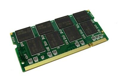 1GB 333MHZ DDR 1 MEMORIA So-Dimm RAM per Laptop Notebook PC-2700 1024MB 266Mhz