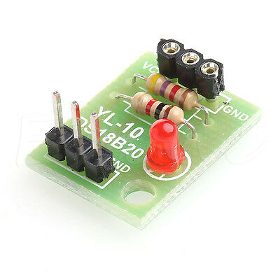 DS18B20 Temperature Shield Sensor Module without DS18B20 Chip 1pc