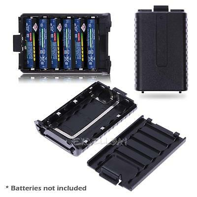 6X AAA Extended Battery Charging Case Box for BAOFENG UV-5R 5RA 5RB 5RC 5RD 5RE+