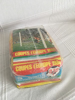 Benjamin Bustina Foot Football Panini 1980 Coupes D Europe Vignettes Stickers