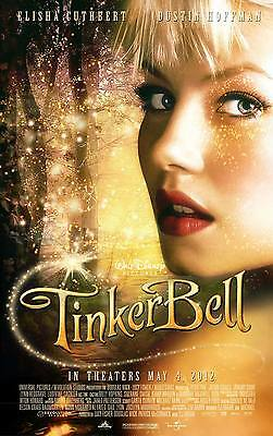 Tinkerbell  Laminated Mini Movie Poster Disney A4 Print