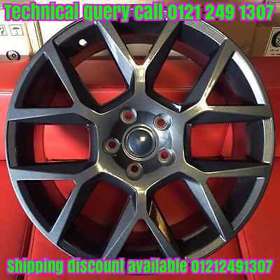 "18"" Alloy Wheels Fits Vw Caddy Cc Eos Golf Passat Scirocco Touran T4 Edition 35"