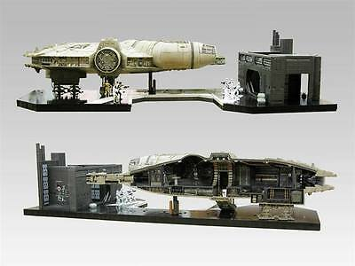 Attakus Star Wars: Millennium Falcon and Death Star Hall Diorama Set neu OVP