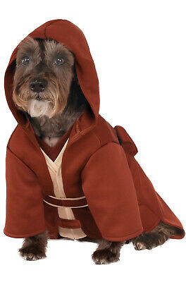 Star Wars Jedi Robe Pet Dog Costume