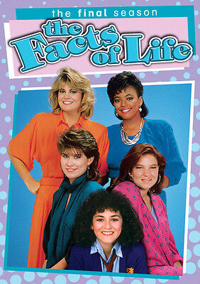 Facts Of Life: The Final Season - 3 DISC SET (2016, DVD New)