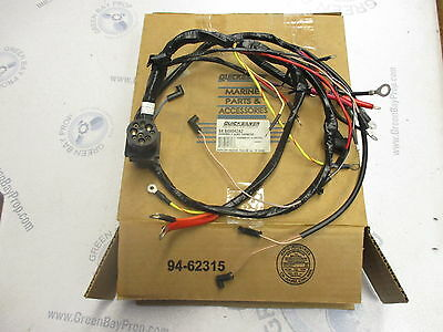 84 849042A2 Mercury Quicksilver Wire Harness Assembly NEW 84849042A2