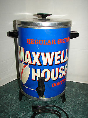 Maxwell House Coffee Maker Large, Advertising Works