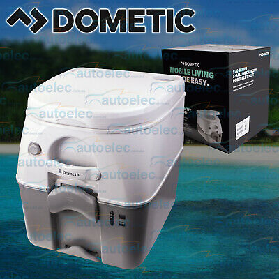 Dometic Portable Flush Toilet Potty Potti Outdoor Camp Camping Caravan Boat 976