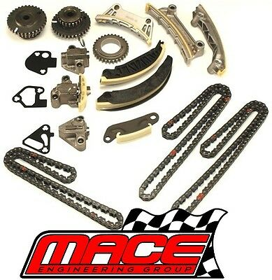 Timing Chain Kit W/o Gears Holden Commodore Vz Alloytec Ly7 Le0 3.6 V6 Aug 06 On