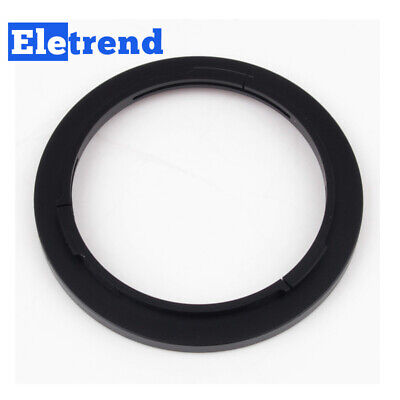 Hasselblad B60mm to 77mm Male-Famale Step-Up Lens Filter Hood Cover Ring Adapter