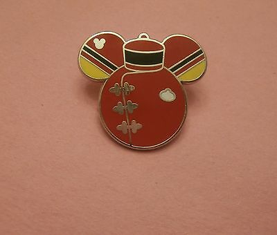 Great Movie Ride - Cast Member Costumes Disney Lapel Pin