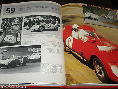 LE MANS 24-HOUR RACE 1949-1973 very well illustrated Automobile Year publication