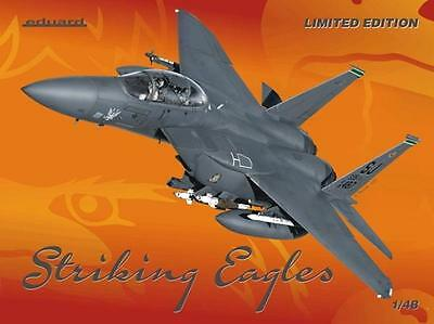 EDUARD 1177 F-15E/D Striking Eagles in 1:48 LIMITED EDITION!!