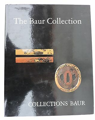 The  Baur Collection Geneva  Japanese sword-fittings B.W. Robinson