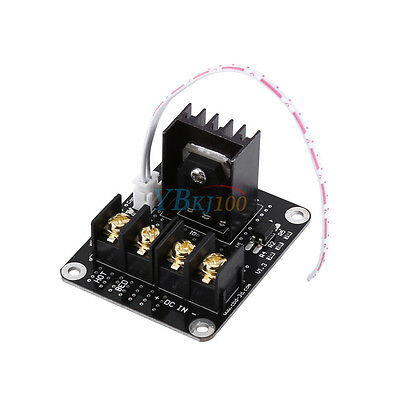 25A Electric Board Add-on Heated Bed Power Expansion Module for 3D Printer HighQ