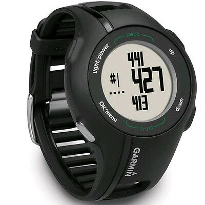 Garmin Approach S1 GPS Golf Watch Range Finder NOH - Black