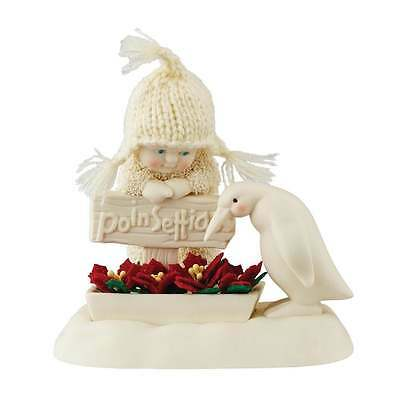 Snowbabies Department 56 Grown for Christmas Figurine New Boxed 4045707