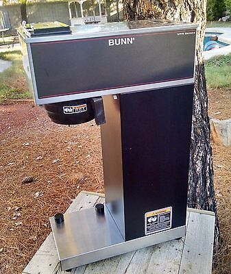 Bunn VPR APS Commercial Airpot Pourover Coffee Brewer Tested Working VGC
