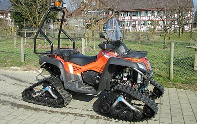 CFMoto CForce 800 EFI EPS 4x4 Winteredition