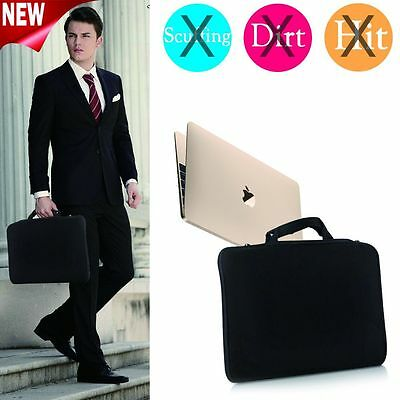 New 15.6 inch Laptop Sleeve Case for Apple HP Lenovo Sony Acer Toshiba Notebook