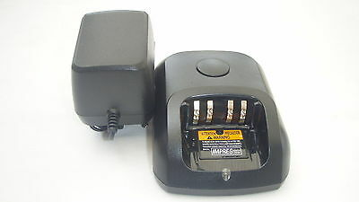 Battery Charger For Motorola DP3400 DP3600 DP2400 DP2600 Impres Compatible