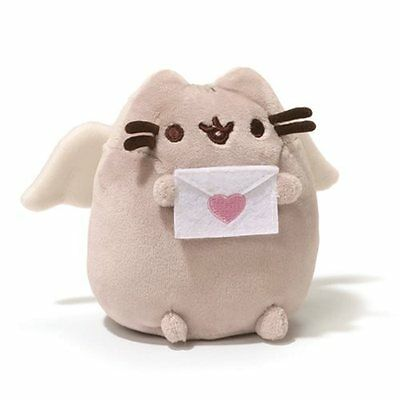Pusheen Cupid Plush, 4.25 inch - NEW with tags, by GUND!
