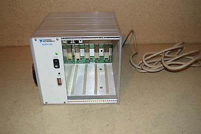 National Instruments Ni Scxi-1000 4 Slot Chassis (N1)