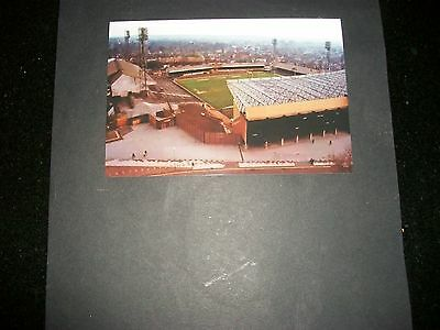 """WOLVERHAMPTON Wanderers WOLVES  Ground Molineux outside Coloured  6""""x4""""  REPRINT"""