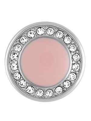 GINGER SNAPS™ BLUSH with STONES Jewelry - BUY 4, GET 5TH $6.95 SNAP FREE