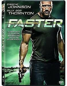 Faster, action, dvd neuf