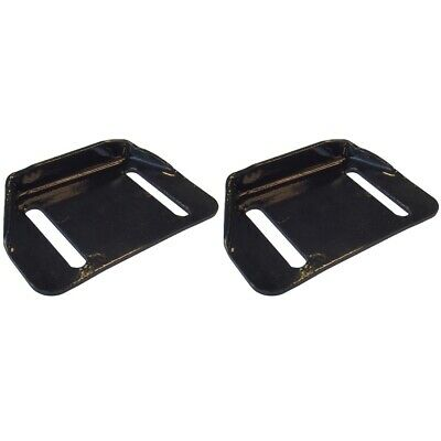 (1) New Pair of Snow Blower Snowthrower Slide Shoes for MTD 784-5580 OEM Type