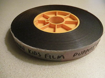 16mm Unknown Sound Color Film With Puppets  400ft   16mm Film /