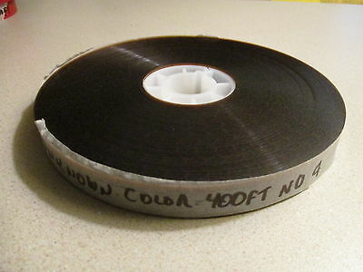 16mm Unknown Color Sound  Film  On Film Core   16mm Film / Low Price / No 4