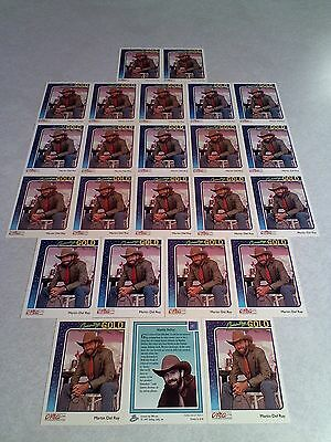 *****Martin Del Ray*****  Lot of 24 cards