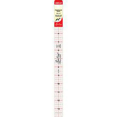 """SewEasy Patchwork Quilt Ruler-14""""X1"""""""
